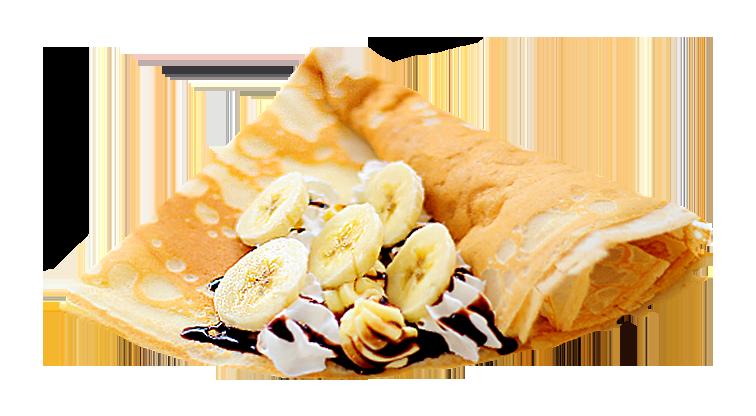 Wクリームチョコバナナ