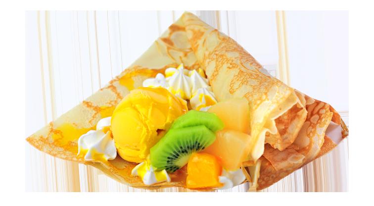 トロピカルフルーツパフェ