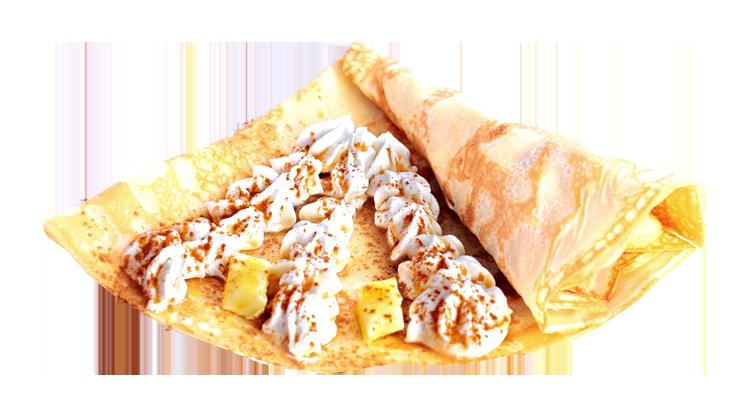 メイプルシナモンクリーム